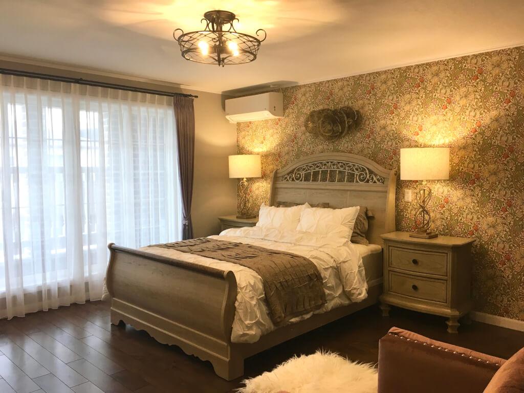 【納品事例】6つのベッドルームを持つ贅沢な住まい